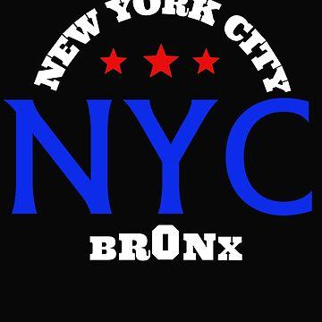 New York City Bronx by dechap
