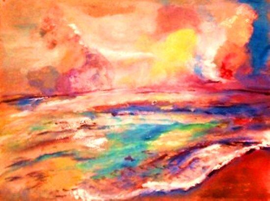 Breathe Again by Helena Bebirian