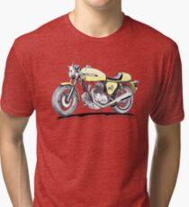 Ducati 750 Sport 1971 Tri-blend T-Shirt