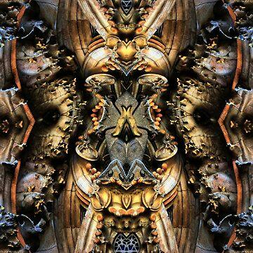 Sagrada Unfamiliar Tres by Yampimon