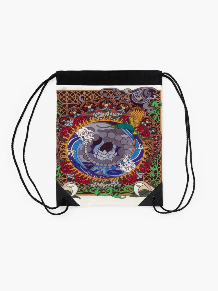 Alternate view of Whirlpool Drawstring Bag