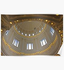 Statehouse Dome . 2  Poster