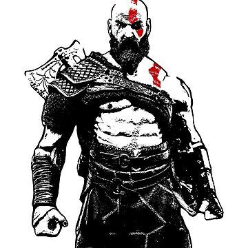 Kratos by VanHand