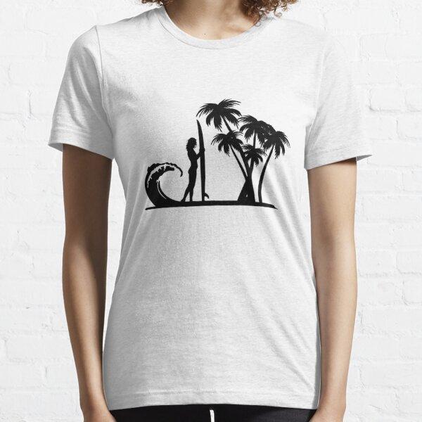 Waves 'n' days  Essential T-Shirt