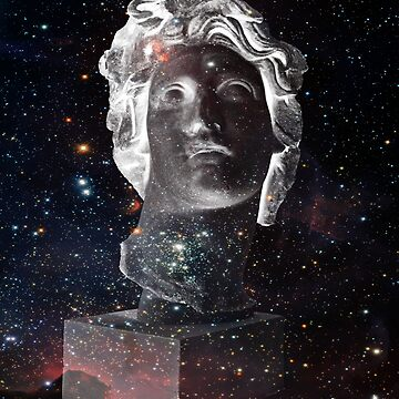 Space face by GroatsworthTees