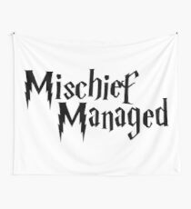 Mischief Wall Tapestry