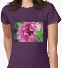 Pink April Tree Peony T-Shirt