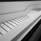 Porsche Museum - Stairs 3 by PeterBusser