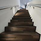 Porsche Museum - Stairs 4 by PeterBusser