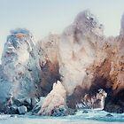 Rocks at Pfeiffer Beach by Pascal Deckarm
