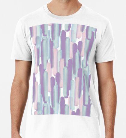 Crowd #redbubble #abstractart Premium T-Shirt