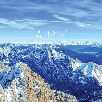 Adventure Mountain Range by eldram
