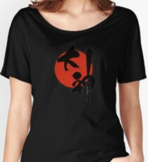 Okami Logo Women's Relaxed Fit T-Shirt