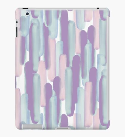 Crowd #redbubble #abstractart iPad Case/Skin