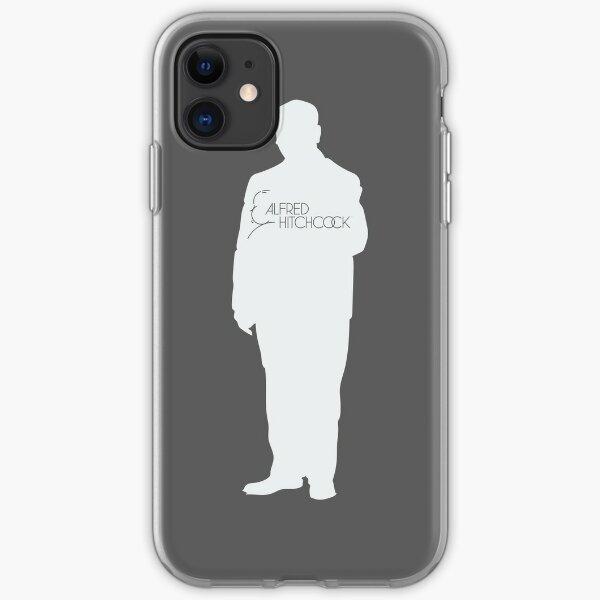 AlfredHitchcock  iPhone Soft Case