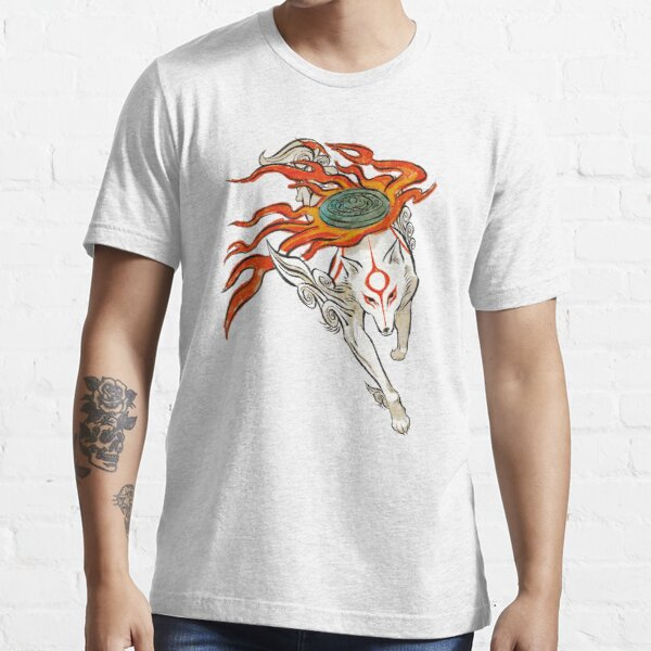 Amaterasu Essential T-Shirt