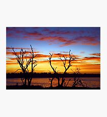 Yangebup Lake - Western Australia  Photographic Print