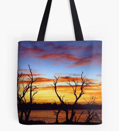 Yangebup Lake - Western Australia  Tote Bag