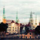 Echoes: Rīga Castle | Atbalss: Rīgas pils by Roberts Birze