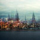 Echoes: The Spires of Rīga | Atbalss: Rīgas torņi by Roberts Birze