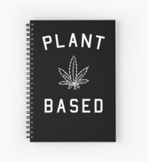Plant Based Spiral Notebook