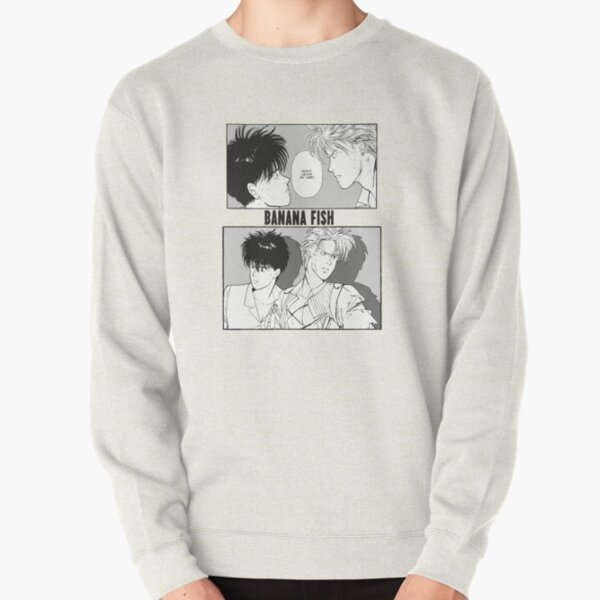 BANANA FISH - Stay by my side Sweatshirt épais