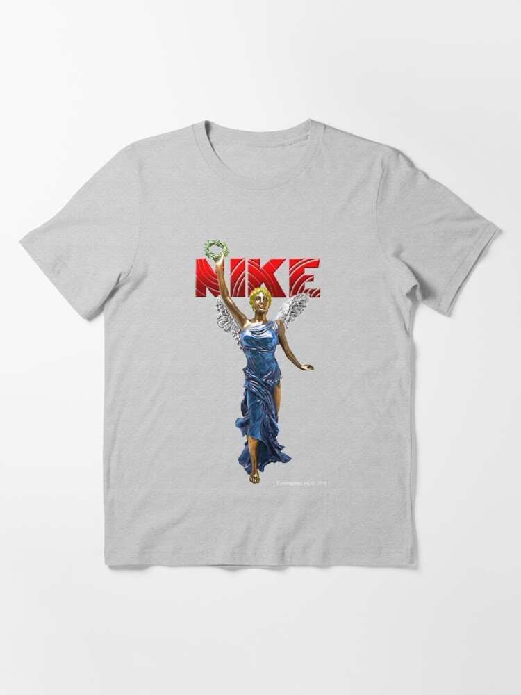 Alternate view of Nike Goddess of Victory Essential T-Shirt