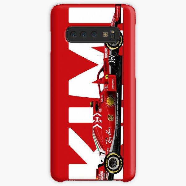 Kimi Raikkonen - SF71H Samsung Galaxy Snap Case