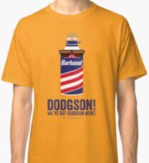 Jurassic Park - Dodgson Print Classic T-Shirt