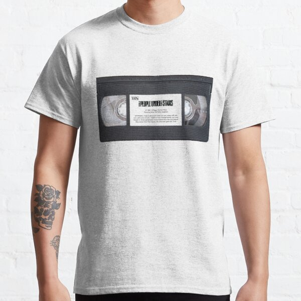 Vintage VHS: The People Under The Stairs Classic T-Shirt