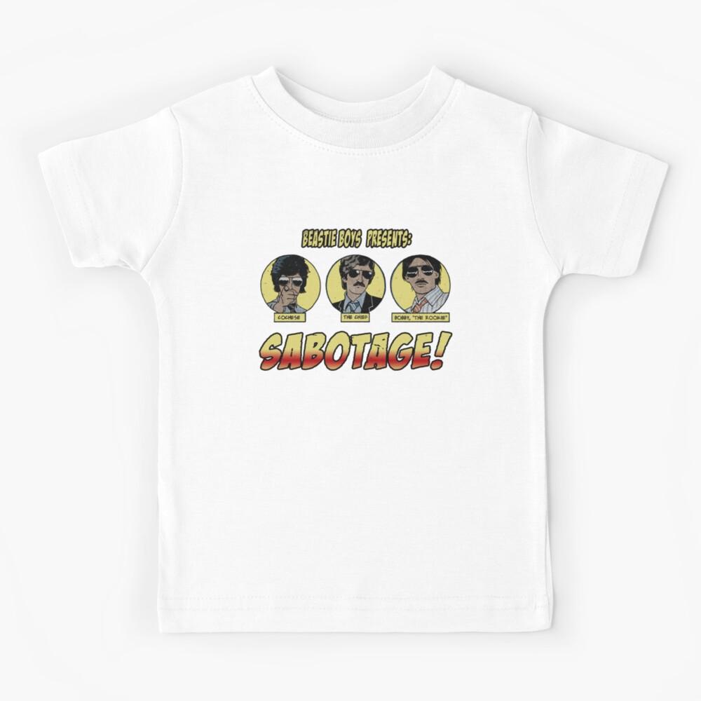 Sabotage Kids T-Shirt