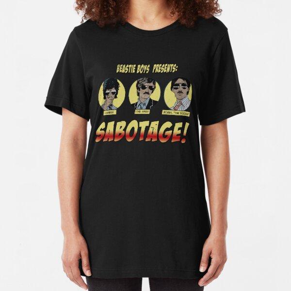 Sabotage Slim Fit T-Shirt