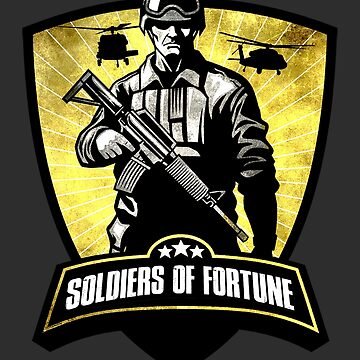 Soldiers of Fortune, Army Military Battlefield  Veteran by MDAM
