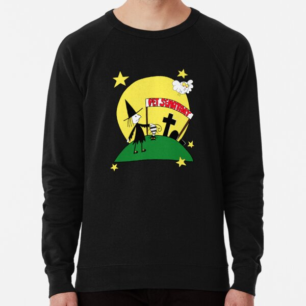 Sometimes dead is better, Meg. Lightweight Sweatshirt