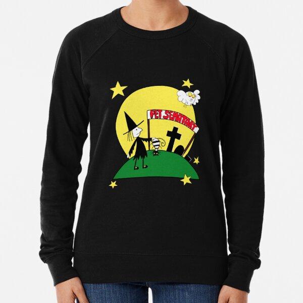 Sometimes dead is better, Meg. Lightweight Sweatshirt