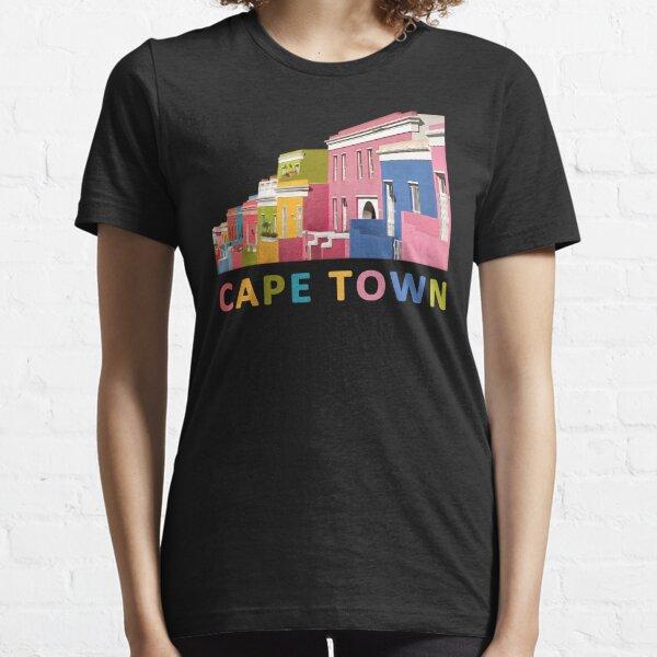 Bo-Kaap, Cape Town Essential T-Shirt