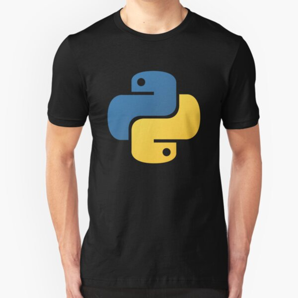 Python Programming Slim Fit T-Shirt