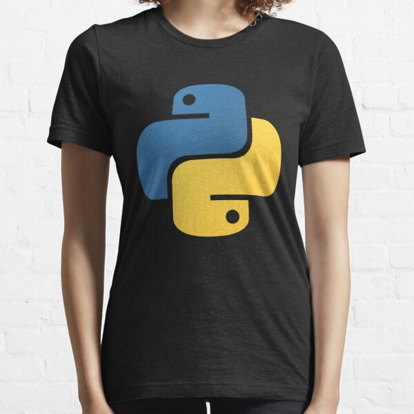 Programación Python Camiseta esencial
