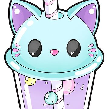 cat cup by nastycandy