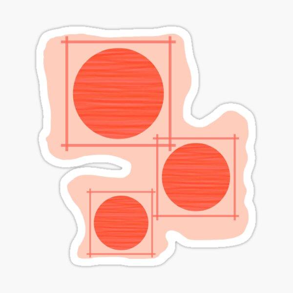20181210 Bubble No. 5 Sticker