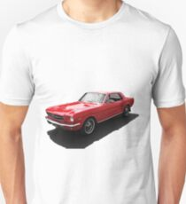 Red Mustang Unisex T-Shirt