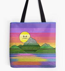 Furious Sunset/Sundown Tote Bag
