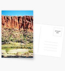 Glen Helen Postcards