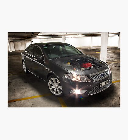 Ford G6E Turbo Photographic Print