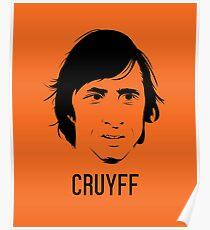 Johan Cruyff Vector Design - T Shirt | Poster | Mug | Phone Case | Wall Art | Home Decor and more | Netherlands Poster