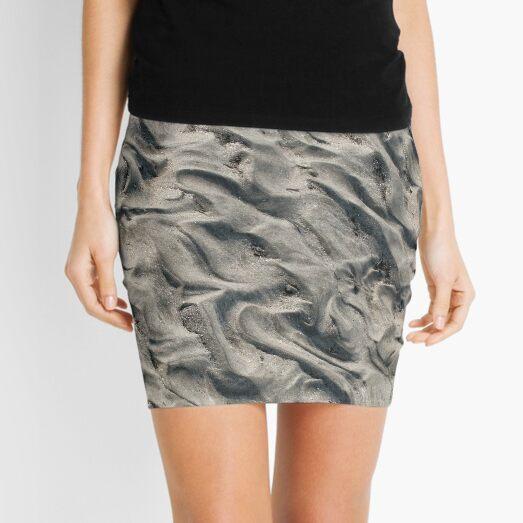 Patterns In Sand 5 Mini Skirt