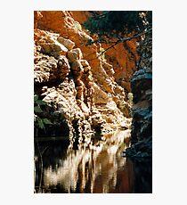 Ellery Creek Photographic Print