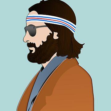 Richie Tenenbaums by mensijazavcevic