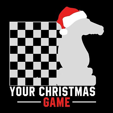 Chess - Your Christmas game by SmartStyle