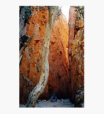 Standley Chasm Photographic Print